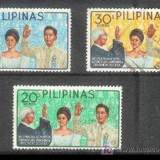 Stamps - Filipinas 1966. Presidente MArcos - 7057820