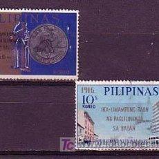 Sellos: FILIPINAS 1966. BANCO NACIONAL DE FILIPINAS. Lote 7057852