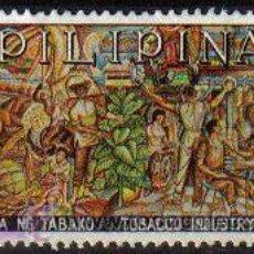 Sellos: FILIPINAS 1968 SCOTT 0993 SELLO INDUSTRIA DEL TABACO USADO PHILIPPINES PILIPINAS . Lote 12574054