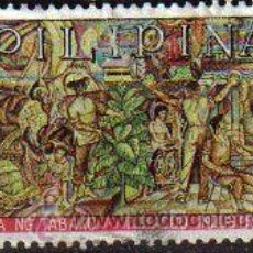 Sellos: FILIPINAS 1968 SCOTT 0995 SELLO INDUSTRIA DEL TABACO USADO PHILIPPINES PILIPINAS . Lote 15152130
