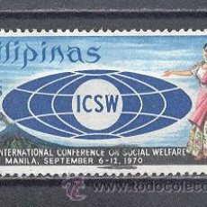 Sellos: FILIPINAS, USADO. Lote 28066176