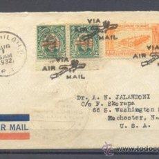 Sellos: 1932.- ILOILO A ROCHESTER. Lote 35234870