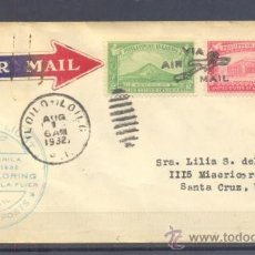 Sellos: 1932.- ILOILO A SANTA CRUZ. (FILIPINAS). Lote 35242190
