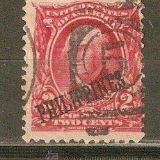 Sellos: FILIPINAS ADMINISTRACION AMERICANA YVERT N. 190 USADO. Lote 39329977