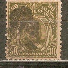 Sellos: FILIPINAS ADMINISTRACION AMERICANA YVERT N. 217 USADO. Lote 39331495