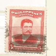 Stamps - Filipinas 1952 . Marcelo del Pilar - 41419200