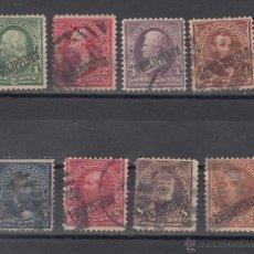 Sellos: FILIPINAS 176/83 USADA, . Lote 43739742