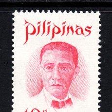 Sellos: FILIPINAS 804** - AÑO 1971 - PERSONAJES - MARIANO PONCE. Lote 46460591