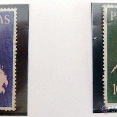 Sellos: SELLOS FILIPINAS 1963. USADOS. ANTI TUBERCULOSIS.. Lote 47763029