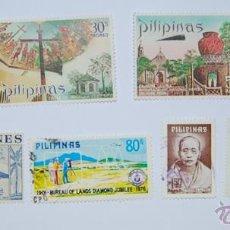 Sellos: LOTE SELLOS DE FILIPINAS. Lote 63027640