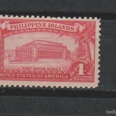 Sellos: LOTE N-SELLOS SELLO FILIPINAS NUEVO AÑO 1932. Lote 144505861