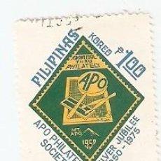 Sellos: SELLO USADO FILIPINAS. YVERT Nº 1015. APO SOCIEDAD FILATÉLICA. REF. 2-FILIP1015. Lote 93765160