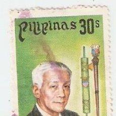 Sellos: SELLO USADO FILIPINAS. YVERT Nº 1087. PRESIDENTE SERGIO OSMEÑA. REF. 2-FILIP1087. Lote 93765430