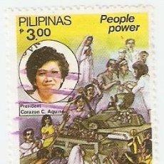 Sellos: SELLO USADO FILIPINAS. YVERT Nº 1508. PEOPLE POWER. REF. 2-FILIP1508. Lote 93766830