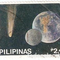 Sellos: SELLO USADO FILIPINAS. YVERT Nº 1526. COMETA HALLEY. REF. 2-FILIP1526. Lote 93767070