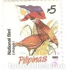 Sellos: SELLO USADO FILIPINAS. YVERT Nº 1984. AVE NACIONAL. REF. 2-FILIP1984. Lote 93767600