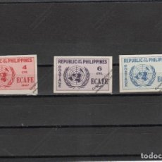 Sellos: PHILIPPINES Nº 335 AL 337 S/D (**). Lote 96626815