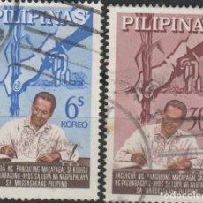 Sellos: LOTE Y SELLOS FILIPINAS. Lote 120687832