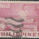 Sellos: LOTE Y SELLOS SELLO FILIPINAS . Lote 160083790