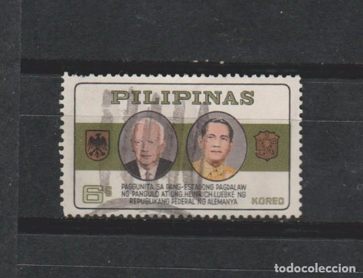 LOTE Y SELLOS SELLO FILIPINAS (Stamps - International - Asia - Philippines)