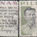 Sellos: LOTE Y SELLOS FILIPINAS. Lote 164884050