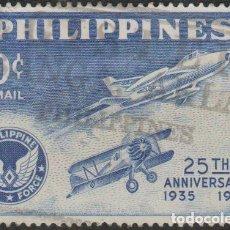 Selos: LOTE Z SELLOS SELLO FILIPINAS CORREO AEREO GRAN TAMAÑO. Lote 223321601