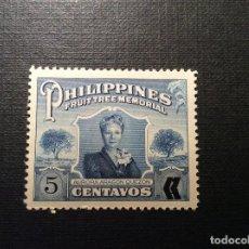 Stamps - FILIPINAS Nº YVERT 530***AÑO 1961. ELECCION PRESIDENCIAL - 108759855