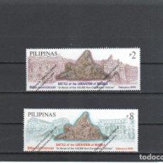 Sellos: FILIPINA Nº 2142 AL 2143 (**). Lote 138876930