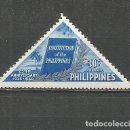Sellos: FILIPINAS CORREO AEREO YVERT NUM. 58 * SERIE COMPLETA CON FIJASELLOS. Lote 159493402