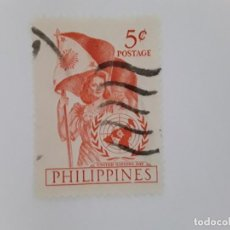 Sellos: FILIPINAS SELLO USADO. Lote 160850146