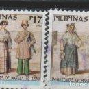 Sellos: LOTE 1 SELLOS FILIPINAS. Lote 164814886
