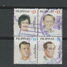 Sellos: LOTE 1 SELLOS FILIPINAS. Lote 164815034