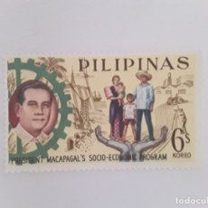 Selos: FILIPINAS SELLO USADO. Lote 172214032
