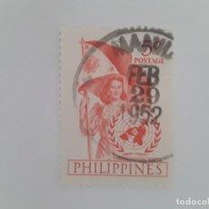 Selos: FILIPINAS SELLO USADO. Lote 172214067