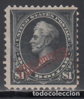 FILIPINAS, ADMINISTRACIÓN AMERICANA, 1899-1901 YVERT Nº 186 /*/ (Sellos - Extranjero - Asia - Filipinas)