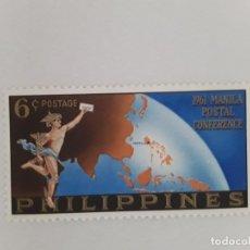 Sellos: FILIPINAS SELLO USADO. Lote 180183796