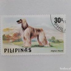 Selos: FILIPINAS SELLO USADO FAUNA. Lote 180867696