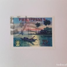 Selos: FILIPINAS SELLO USADO. Lote 189836708