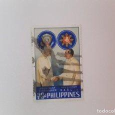 Sellos: FILIPINAS SELLO USADO. Lote 189836725