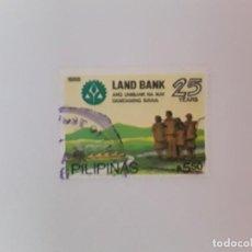 Selos: FILIPINAS SELLO USADO. Lote 189836827