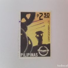Selos: FILIPINAS SELLO USADO . Lote 189836957