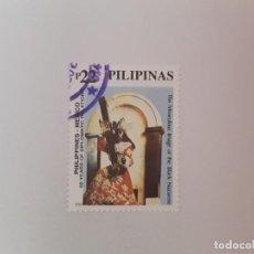 Selos: FILIPINAS SELLO USADO. Lote 194285345