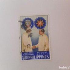 Selos: FILIPINAS SELLO USADO. Lote 197074397