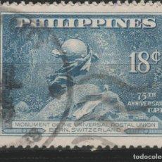 Sellos: LOTE (3) SELLO FILIPINAS. Lote 223322081