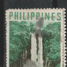 Sellos: LOTE (3) SELLO FILIPINAS. Lote 207686482