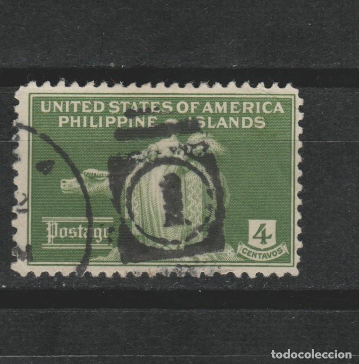 LOTE 20-22 SELLO FILIPINAS ESTADOS UNIDOS (Sellos - Extranjero - Asia - Filipinas)