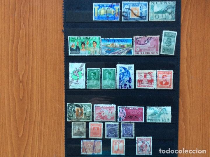 Sellos: 56 Sellos FILIPINAS - Foto 2 - 213828170