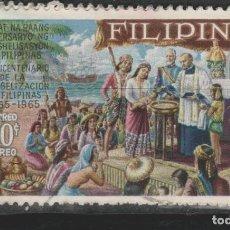 Sellos: LOTE (3) SELLO FILIPINAS. Lote 216751540