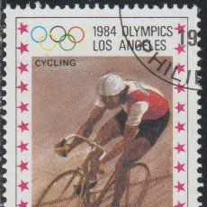 Sellos: FILIPINAS 1984 SCOTT 1703 SELLO * DEPORTES SPORT JJOO LOS ANGELES CICLISMO MICHEL 1602A MICHEL 1390. Lote 222468673