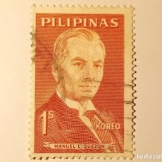 Sellos: FILIPINAS 1962. Lote 223025507